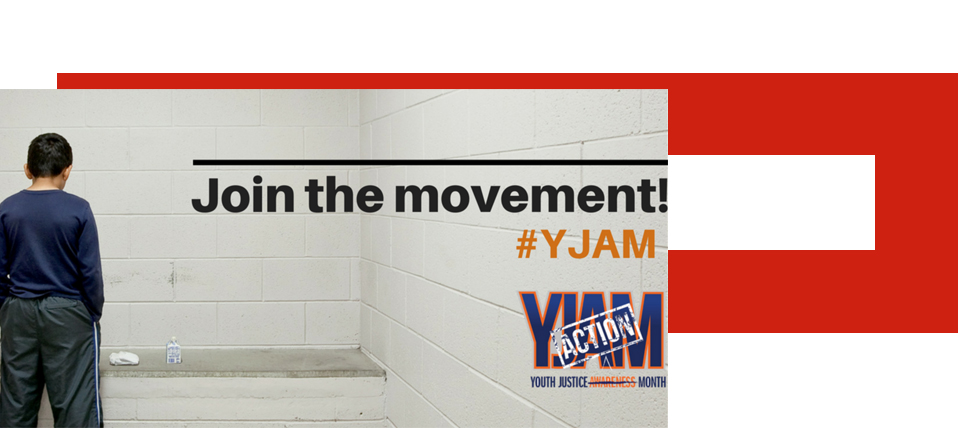 October: Youth Justice Action Month